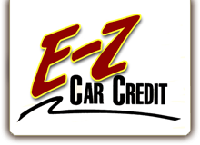 Logo, E-Z Car Credit - Car Sales